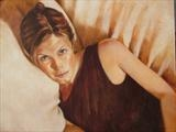 The Eyes Have It by chick mcgeehan, Painting, Oil on canvas